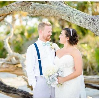 mermaid wedding dress, fall river wedding dress shop, beach wedding dress