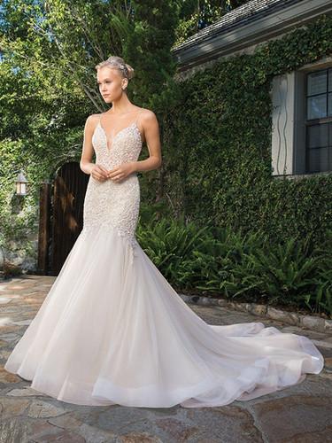 CT Bridal Shop, Bridal Shop CT, sparkly wedding dress, fit and flare wedding dress