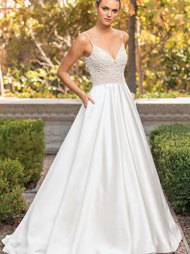 CT Bridal Shop, Bridal Shop CT, sparkly wedding dress, satin wedding dress