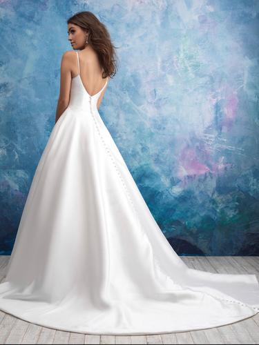 Mikado Ballgown Wedding Dress