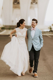 High Neck wedding dress, cranston bridal shop, drop waist wedding dress, Rhode Island Wedding Dress Shop