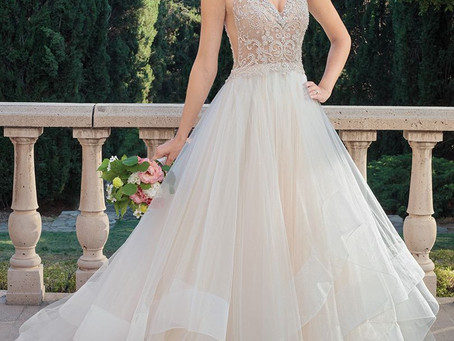 Can't Find Your Wedding Dress? Let us create it!