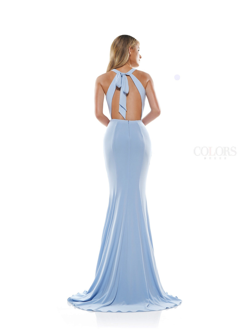 sexy open back prom dress