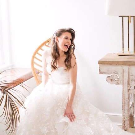 ball gown wedding gown, warwick wedding dress shop, beautiful bride, gorgeous bride