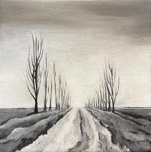 The Dirt Road - maryam safarzadeh.jpg