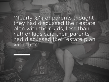 3 Mistakes to Avoid When Talking to Your Kids About Your Estate Plan