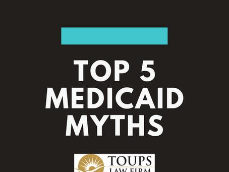 Top Five Medicaid Myths
