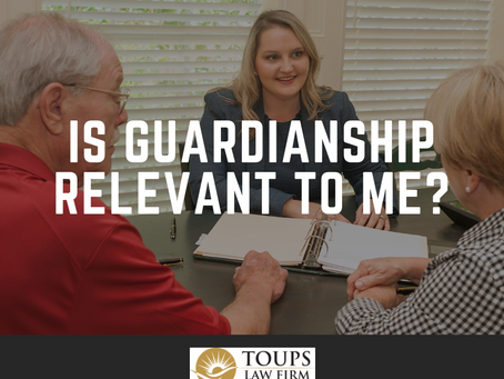 Is Guardianship Relevant to Me?