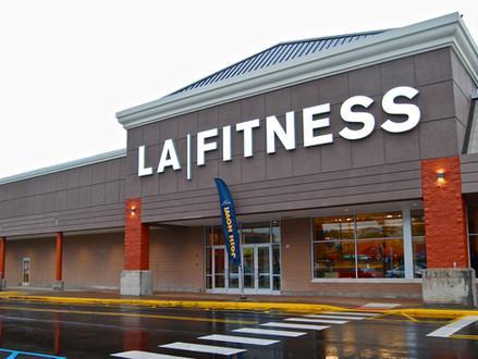 LA Fitness - Grand Opening