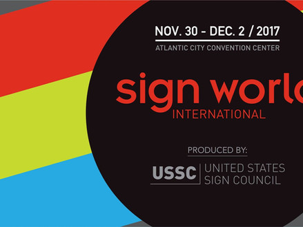 Sign World International Convention