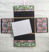 album scrap photos la vie est belle flamants roses