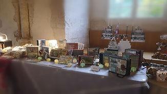 marché,créateurs,abbaye,gruchet le valasse