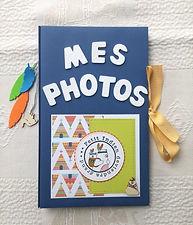 album,cascade,scrap,photos,totem,indiens,enfant,naissance