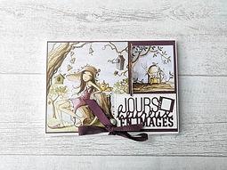 album scrap photos jours heureux en images el altillos de los duendes
