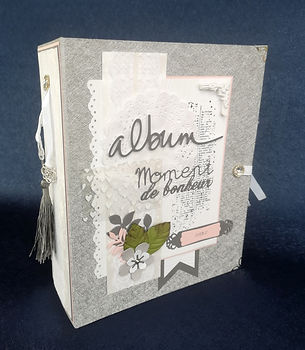 album,scrap,photos,toga,azza,mariage,alliances,pompon,strass,dentelle,perles