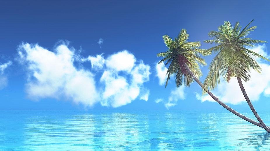 3d-render-tropical-landscape-with-palm-t