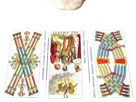 3-Cards Reading for Week 29 Mar. – 4 Apr. 2021