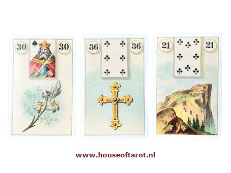 3-Cards Reading for Week 12-18 April 2021