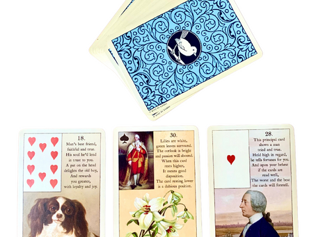3-Cards Reading for Week 5-11 April 2021