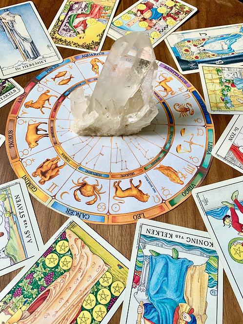 12 Month Taroscope (Tarot Horoscope)