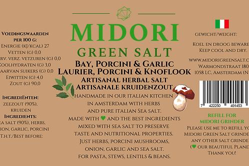 "REFILL ""Bay, Porcini & Garlic"" 160 g"