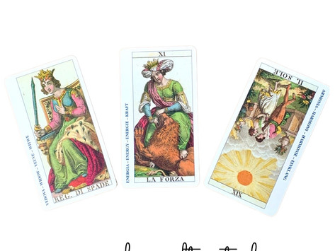 3-Cards Reading 3-9 May 2021