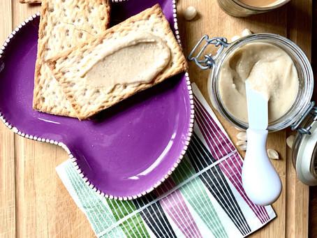 Home-made 10-minute Midori GS peanut butter