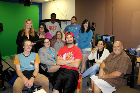 ASL Host Youth group photo