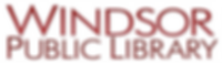 Windsor Library Logo