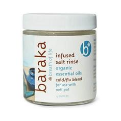 Baraka Neti Pot Infused Sea Salt