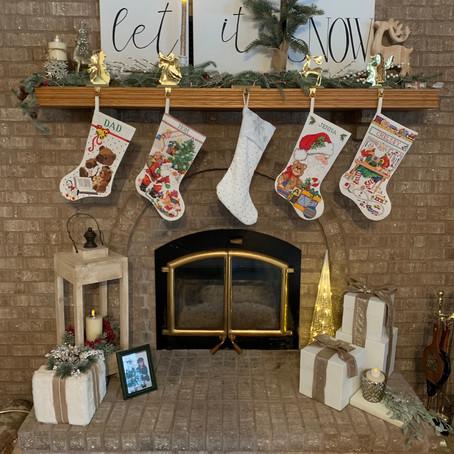 White Christmas in Minnesota!