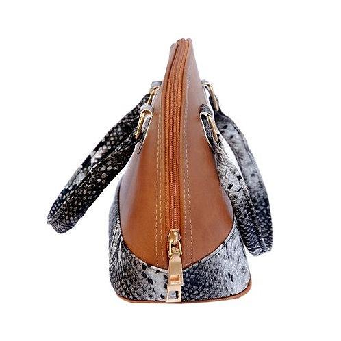 Nouvelle Collection des Sacs à main fashion - serpent (motif selon la découpe)