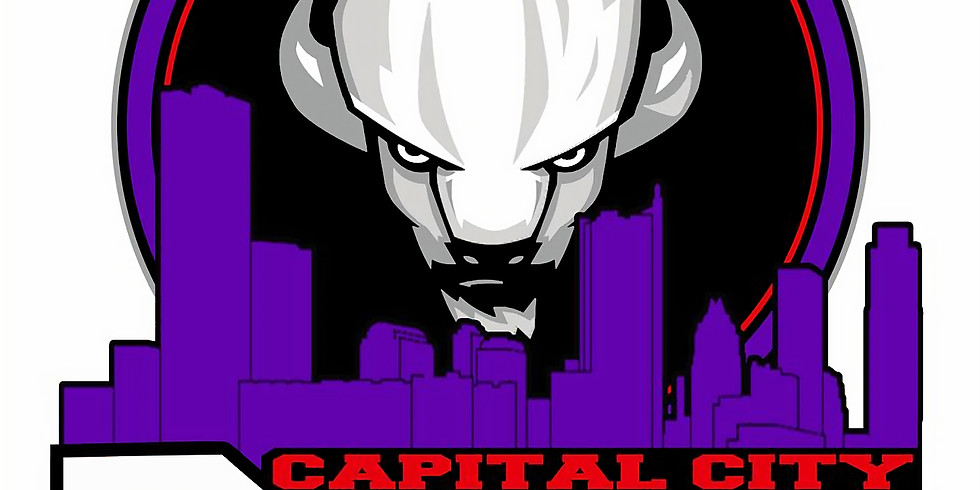 AT CAPITAL CITY BISON