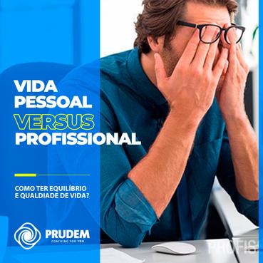 Vida profissional versus pessoal: como ter equilíbrio?