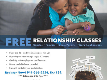 FREE Relationship Classes