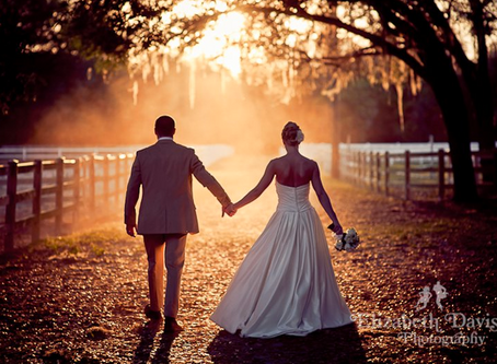 How To Plan A Fall Wedding In Florida's Heat ...