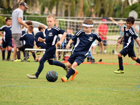 FC Sarasota Summer Camp