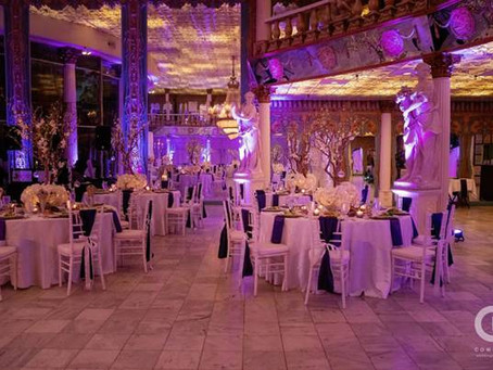 Q&A: Benefits of Uplighting a Wedding
