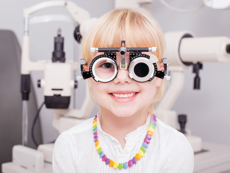 Reader's Choice - Pediatric Ophthalmologist