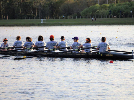 Sarasota Scullers Delivers More Than Just a Great Work Out