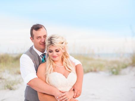 Kimberly & Chris - Summer Beach Wedding