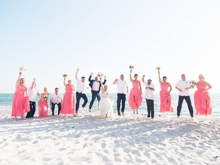 Beach Weddings 101