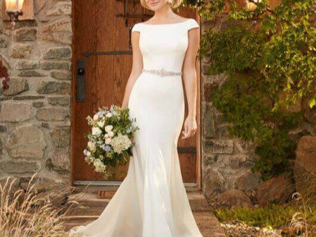 5 Dress Trends for 2019 Weddings