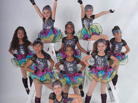Reader's Choice - JUMP Dance Company