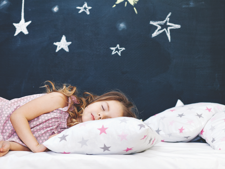 Healthy Sleep is Vital for School Success