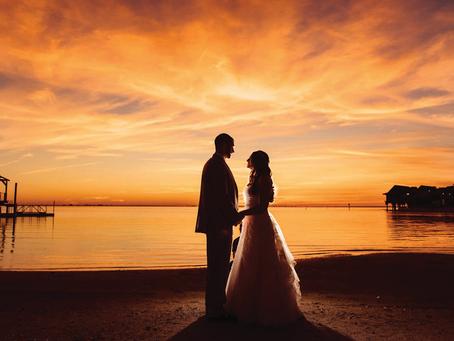 Dream Wedding Ceremony at The Godfrey Hotel & Cabana