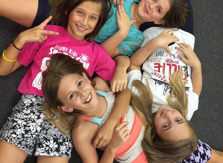 Drama Kids of Manasota's Summer Camp