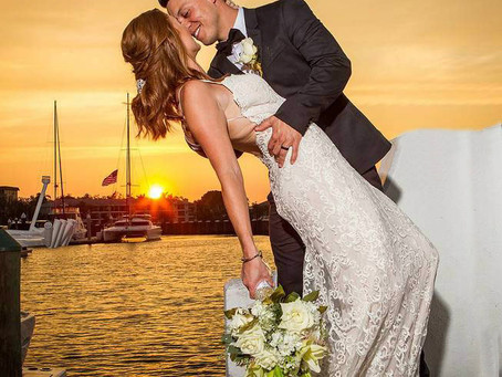 Sunset Wedding Tips