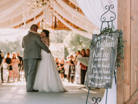 Elegant Country Wedding - Jennifer Matteo Event Planning