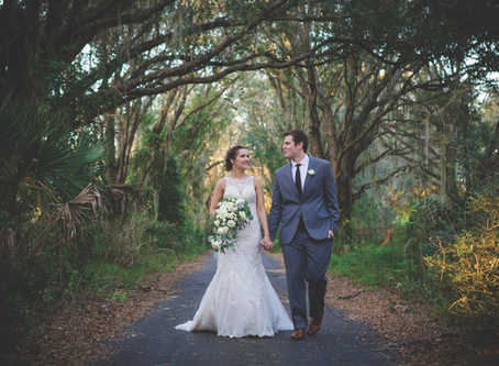 Earthy Spring Outdoor Wedding at Chapel Creek